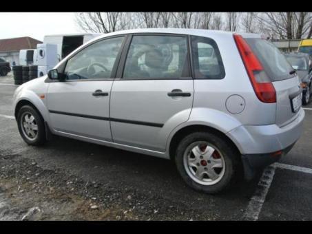 Ford Fiesta euro 4 inmatriculat