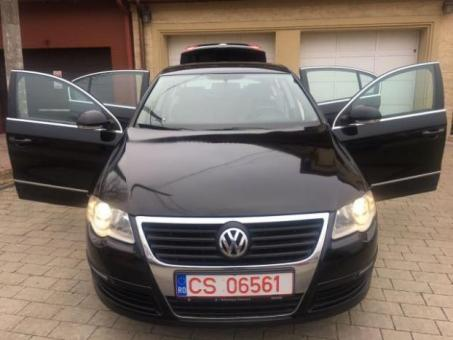 Volkswagen Passat model Highline diesel