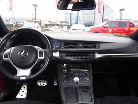 Lexus CT 200H hibrid