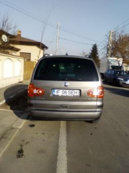 Volkswagen Sharan 2.0 TDI 2007