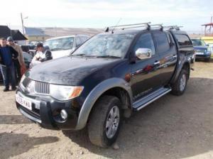Mitsubishi L200 Warrior 4x4 2006
