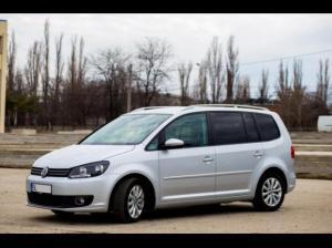 Volkswagen Touran transmisie automata DSG