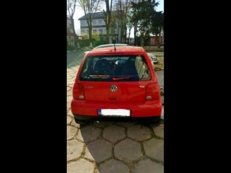 Volkswagen Lupo 1.4 TDI 2001