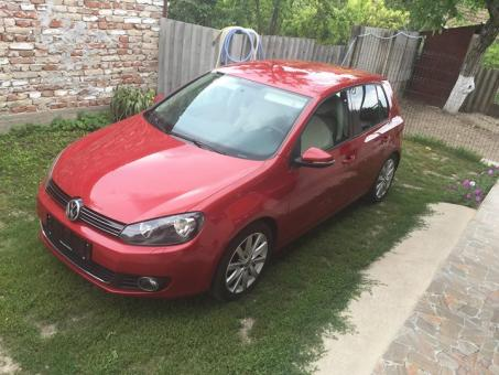 Vw Golf 6 Highline,FULL service