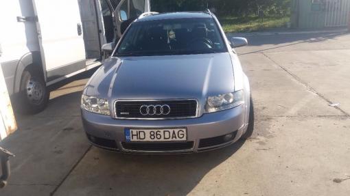 Audi a4 b6.2.5tdi.euro4.quattro.suspensii ABT. 220000KM