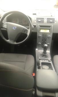 Volvo S40 facelift diesel 2011