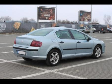 PEUGEOT 407, 2005