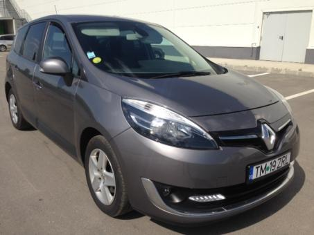 Renault Grand Scenic, 7 locuri