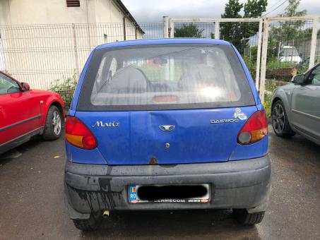 Matiz in stare de functionare
