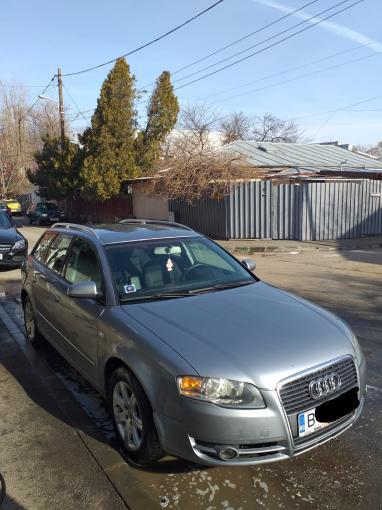 Vand Audi A4 B7