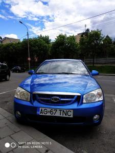 Autoturism Kia Cerato benzina plus GPL